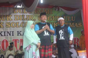 Disilaturahmi Warga Asal Tanjung Pasir, Direskrimum : Mari Tetap Kita Jaga Warisan Nenek Moyang