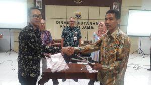 PT LAJ dan KTH Wana Mukti Lestari Tandatangani Nota Kesepakatan Kerja