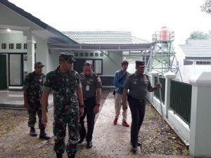 Tim Pengendalian Program TNI AD Kunjungi Korem 042/Gapu