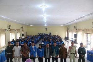 STIA Nusa Sungai Penuh Melaksanakan Pembekalan Kukerta Mahasiswa Tahun 2019