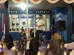 Fasha Punya Misi Satu Kabupaten Rp 50 Miliar, Plus Rp 200 Miliar