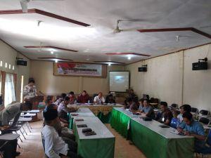 Sosong Pilkada 2020, Bawaslu Kerinci Gelar Rapat Koordinasi Dengan Mitra Kerja