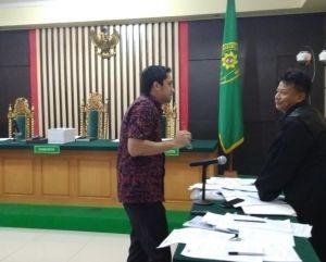 Asrul : Asiang Tau Uang Rp 5 M Untuk Dewan