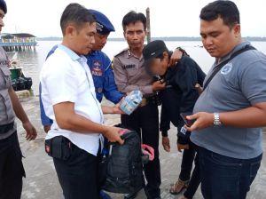 Bawa Sabu 1 Kg dari Batam, Penumpang Speed Boat Kurnia Diamankan Polisi