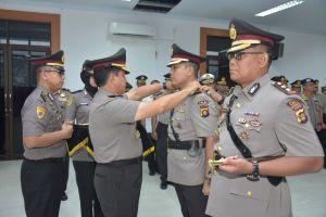 Kapolda Jambi Pimpin Sertijab Tiga Kapolres