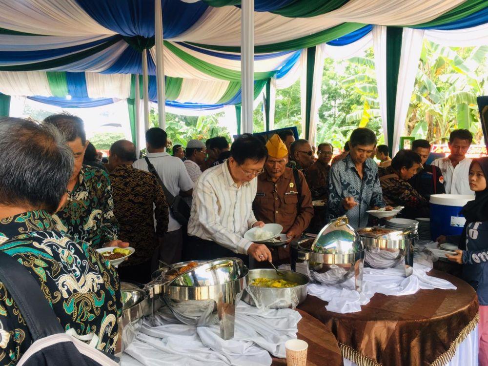 PWI Provinsi Jambi Gelar Syukuran Kantor Gedung Sekretariat Baru