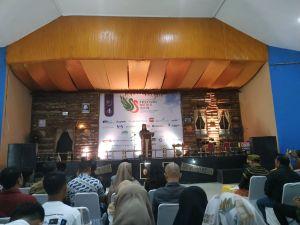 Fesmed AJI Resmi Dibuka, Ratusan Jurnalis se Indonesia Kumpul di Jambi
