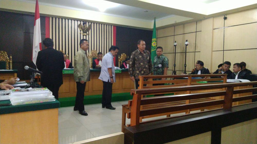 Paut Syakarin Tak Hadir, Jaksa KPK: Nomornya Tidak Aktif
