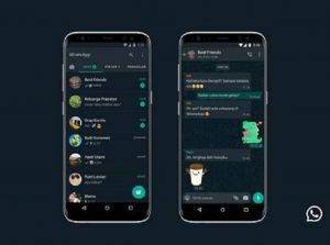 Dark Mode WhatsApp Resmi Hadir, Bisa Langsung Dicoba