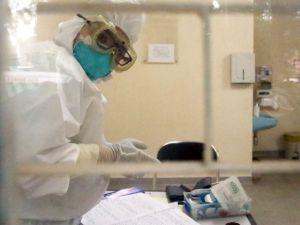 Koreksi, Pemerintah Sebut 308 Pasien Positif Terinfeksi Virus Korona