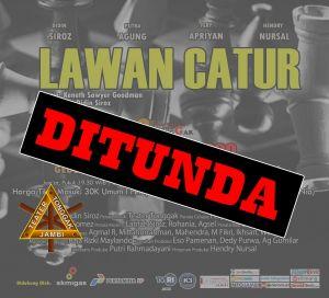 Dampak Corona, Perhelatan 21 Tahun Teater Tonggak April 2020 Ditunda