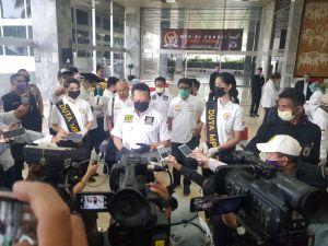 MPR dan PWI Salurkan 1000 Paket Kesehatan Cegah Wabah Corona