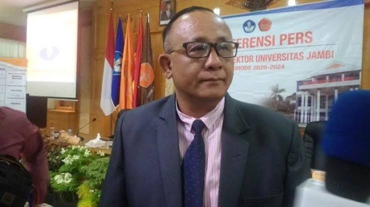 Jambi Siaga Covid-19, Rektor Unja Lockdown Kampus