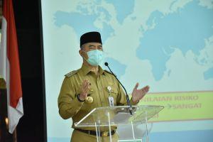 Wali Kota Jambi Buka Pelatihan Penangananan Covid 19