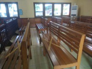 Antisipasi  Corona PN Jambi Terapkan Social Distancing