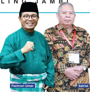 Survei Gerindra Beri Kejutan, Fachrori Teratas di 4 Kabupaten
