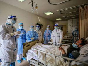 Pasien Positif Virus Korona jadi 893 Orang, 78 Meninggal Dunia