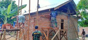 Satgas TMMD Fokus Pembangunan Fisik RTLH