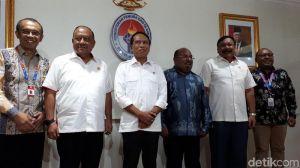PON Papua 2020 Ditunda Jadi Tahun Depan