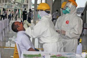 BREAKING NEWS! Bertambah 6 kasus, Pasien positif Corona di Jambi jadi 38 Orang