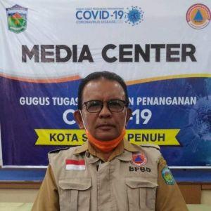Kontak Dengan Pasien 53, Tukang Servis Kunci di Sungai Penuh Positif Covid-19