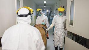 Tiga Pasien Baru Positif Corona Berasal dari Sungai Penuh, Tanjab Barat dan Sarolangun