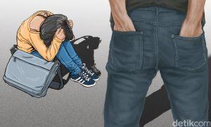 Bejat! Ayah Perkosa Anak Tiri Hingga Melahirkan