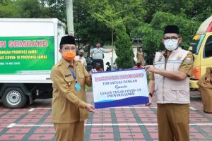 Ajak Pelaku Usaha Gotong Royong Kurangi Beban Masyarakat