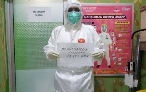 Trending Indonesia Terserah, Dokter: Kami Mulai Lelah