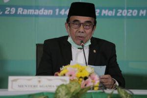 Pemerintah Tetapkan Idul Fitri 1441 Hijriah Pada Minggu 24 Mei 2020