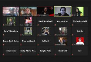 HMKS Sumbar Gelar Diskusi Daring 'Optimalisasi Peran Pemuda dan Mahasiswa untuk Perubahan