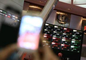 Pasar Saham Dibuka Hijau Ke Level 4.585, Namun Tetap Dibayangi Koreksi