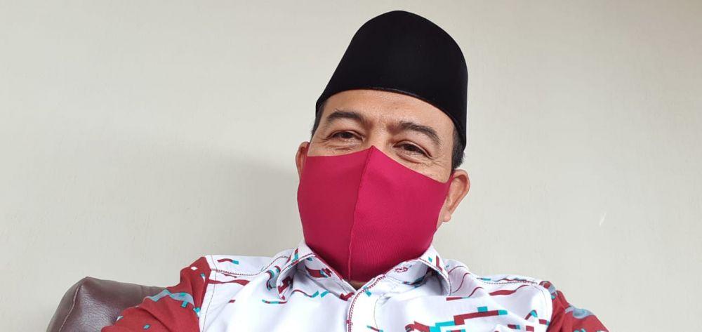 KM Sanusi, Komisioner KPU Provinsi Jambi