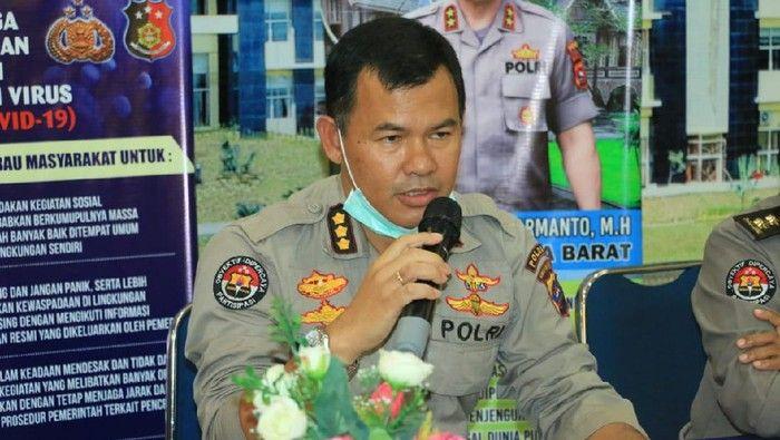 6.961 Polisi Dikerahkan untuk Amankan Pilkada Serentak 2020