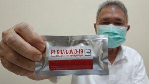 Bulan Depan, Alat Rapid Test Lokal Ditargetkan Produksi 400 Ribu