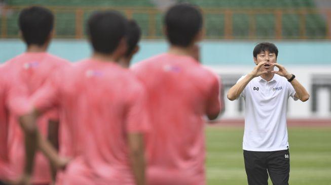 Shin Tae-yong Segera ke Indonesia, Sandi: Persiapan Timnas U-19 Lebih Mudah
