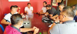 Mantap! SMSI Kabupaten Batanghari Gelar Rapat Koordinasi