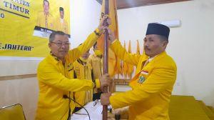 Aklamasi, M Juber Ketua DPD II Golkar Tanjabtim Periode 2020-2025