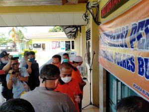 Mantan Komisioner KPU Bungo Ditahan
