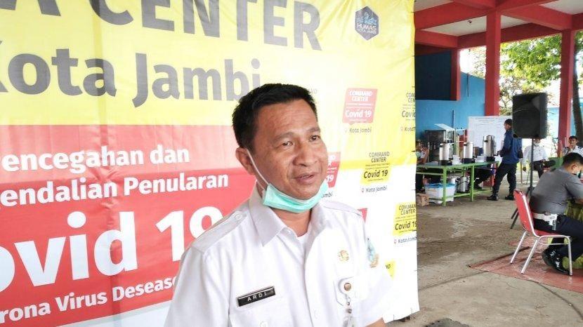 Kepala Dinas Lingkungan Hidup (DLH) Kota Jambi, Ardi