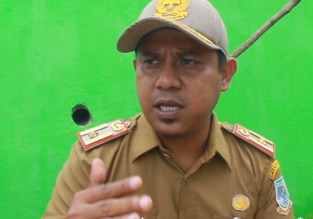 Momon Kepala Bidang Cipta Karya Dinas PUPR Kota Jambi