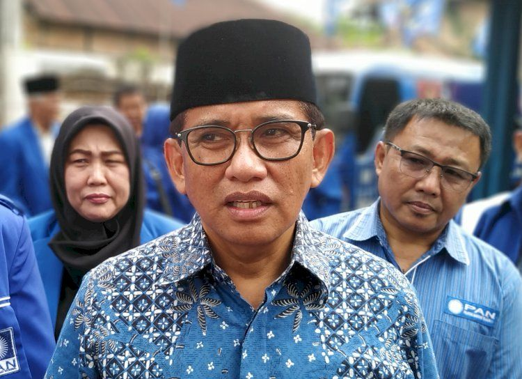 H Bakri, Ketua DPW PAN Provinsi Jambi