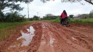 Akses Jalan Situs Rang Kayo Hitam Segera Diperbaiki