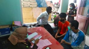 Jambret di Disdik Kota Jambi Mulai Sidang