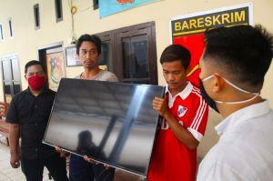Pencurian di RSUD Raden Mattaher Tertangkap