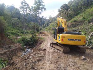 Diduga Illegal, Aktifitas Galian C di Pungut Mudik Resahkan Warga