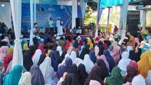 Silahturahmi ke Ponpes Nurul Jalal Tebo, Al Haris Didoakan Jadi Gubernur