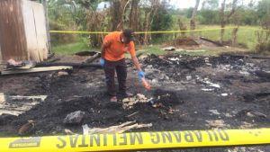 Sadis! Bocah 7 Tahun Diperkosa lalu Dibakar