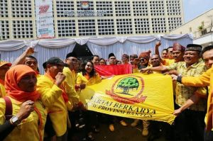 Berkarya Kubu Muchdi Pr Resmi Kantongi SK KemenkumHAM