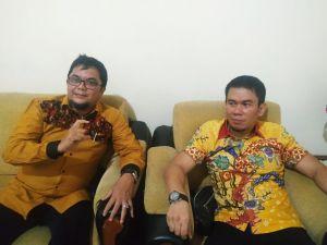 Ivan Wirata Jabat Plt Ketua Golkar Muaro Jambi